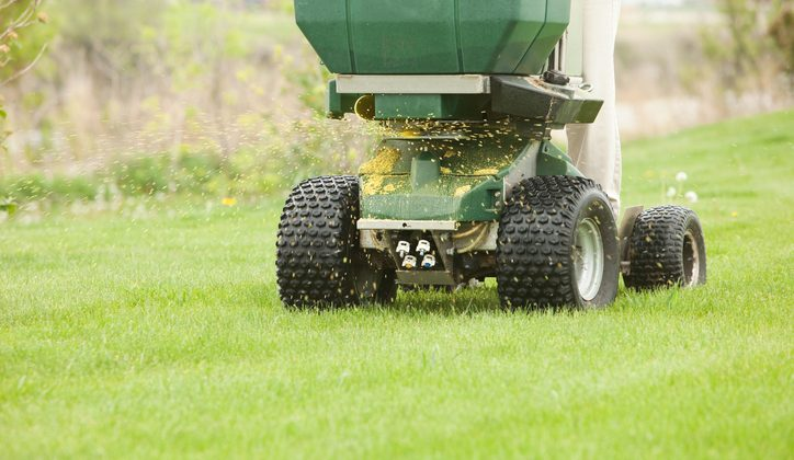 Sprayers for Turfgrass and Self-Propelled Spreaders